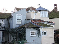 Remodelling and first floor extensions, Southwold